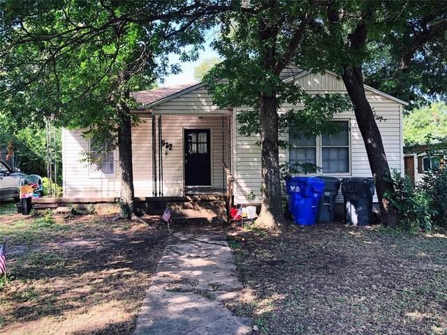 517 N 34th Street, Waco, TX 76710 (MLS #196492) :: A.G. Real Estate & Associates