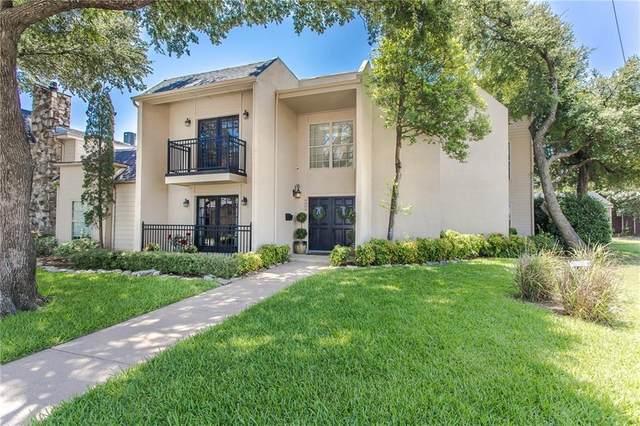 9404 Timberleaf Drive, Dallas, TX 75243 (MLS #196513) :: A.G. Real Estate & Associates