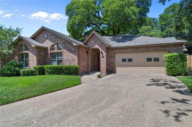 204 Shady Pl Drive, Waco, TX 76712 (MLS #196520) :: A.G. Real Estate & Associates