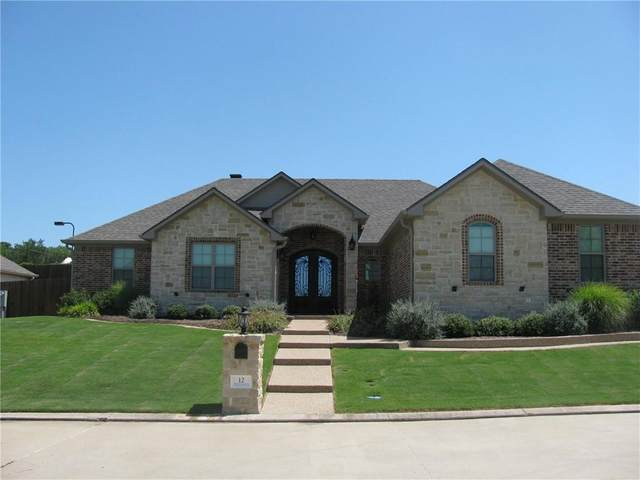 12 Stonewood Court, Woodway, TX 76712 (MLS #196540) :: A.G. Real Estate & Associates