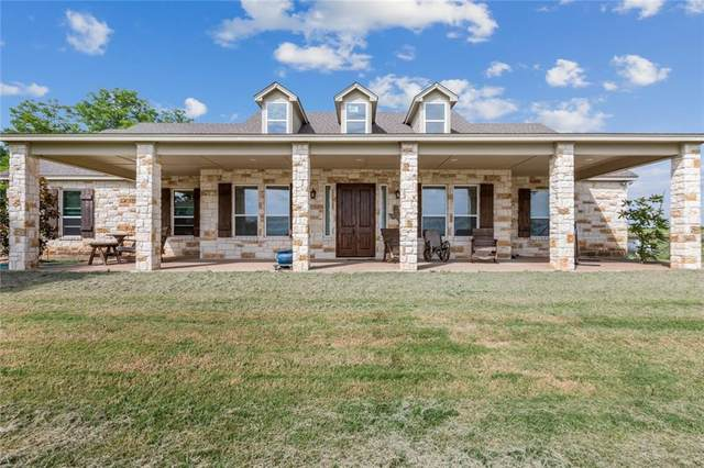 2792 S Robinson Drive, Lorena, TX 76655 (MLS #196564) :: A.G. Real Estate & Associates