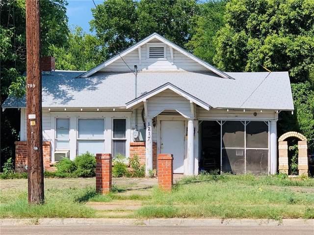 1217 N 18th Street, Waco, TX 76707 (MLS #196573) :: A.G. Real Estate & Associates