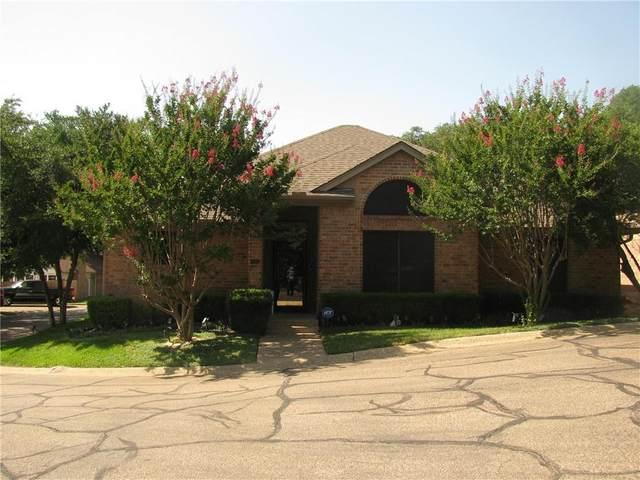 300 Tree Grove Circle, Waco, TX 76712 (MLS #196576) :: A.G. Real Estate & Associates