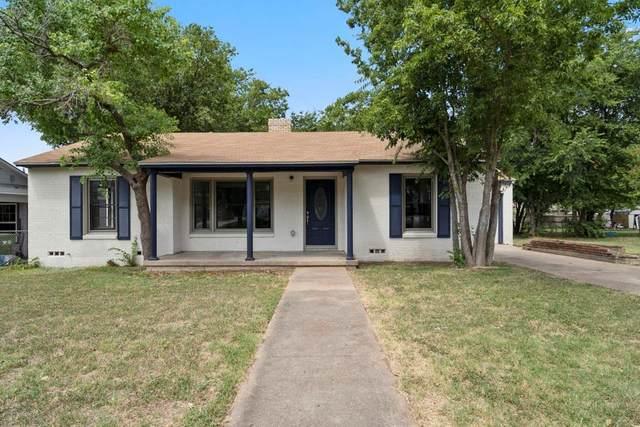 821 Camp Drive, Waco, TX 76710 (MLS #196594) :: A.G. Real Estate & Associates
