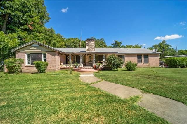 3901 Maple Avenue, Waco, TX 76707 (MLS #196649) :: A.G. Real Estate & Associates