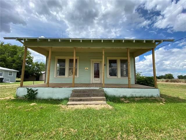 709 N Narcissus, Kosse, TX 76653 (MLS #196707) :: A.G. Real Estate & Associates