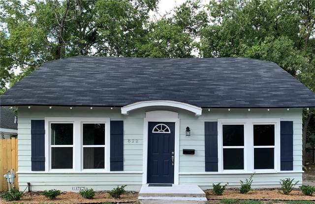 822 N 30th Street, Waco, TX 76707 (MLS #196715) :: A.G. Real Estate & Associates