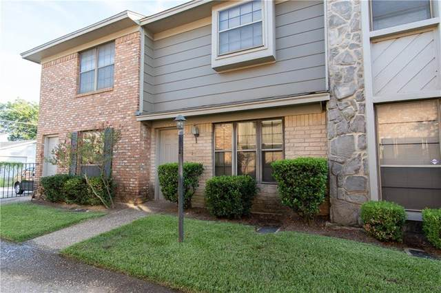 1302 Speight Avenue #6, Waco, TX 76706 (MLS #196747) :: A.G. Real Estate & Associates