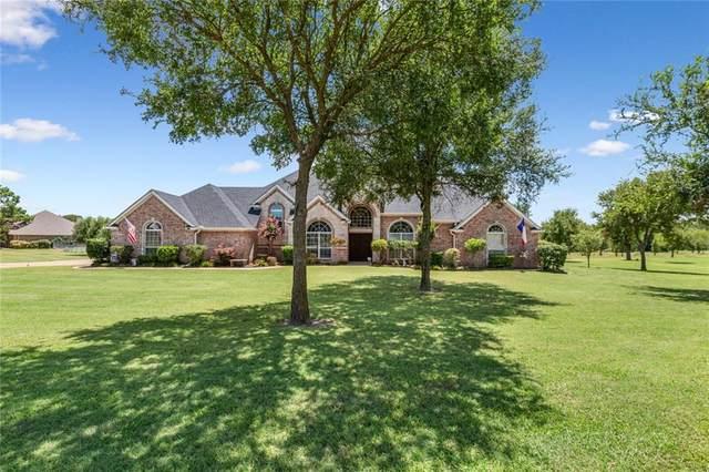 132 Hobbs Lane, Robinson, TX 76706 (MLS #196789) :: A.G. Real Estate & Associates