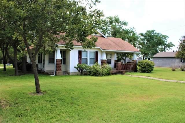 126 Commerce Street, Leroy, TX 76654 (MLS #196799) :: A.G. Real Estate & Associates