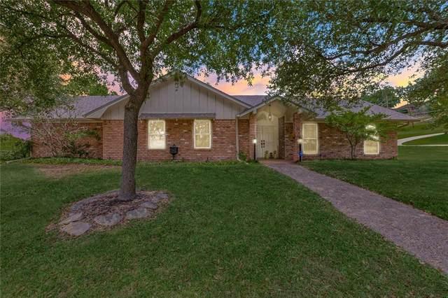 1199 Western Oaks Drive, Woodway, TX 76712 (MLS #196806) :: A.G. Real Estate & Associates