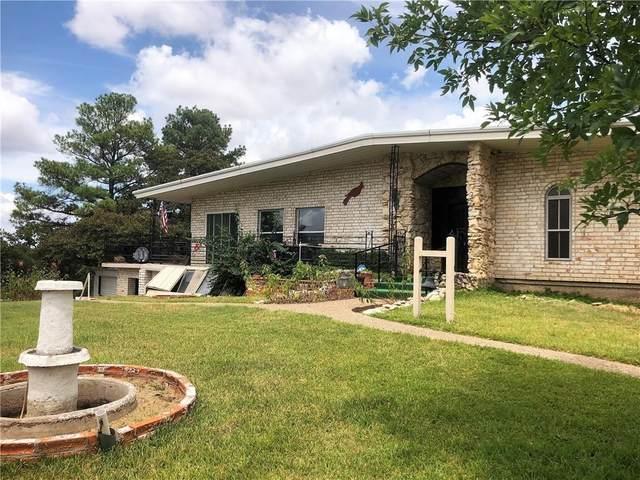 257 Hcr 1248, Whitney, TX 76692 (MLS #196819) :: A.G. Real Estate & Associates