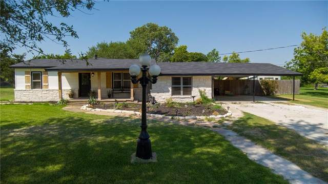 710 N Beard Avenue, Robinson, TX 76706 (MLS #196856) :: A.G. Real Estate & Associates