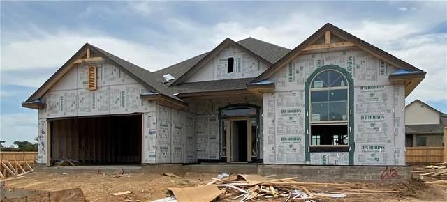 612 Lister Drive, Woodway, TX 76712 (MLS #196871) :: A.G. Real Estate & Associates