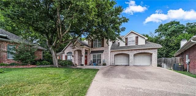 3309 Fox Hollow Circle, Waco, TX 76708 (MLS #196895) :: A.G. Real Estate & Associates