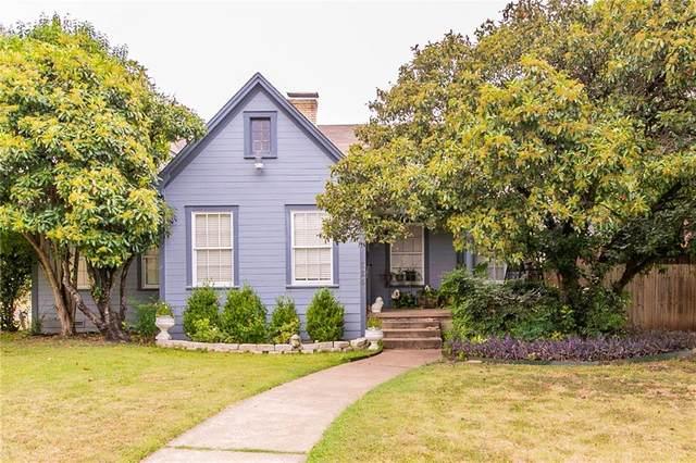 625 N 35th Street, Waco, TX 76710 (MLS #196910) :: A.G. Real Estate & Associates