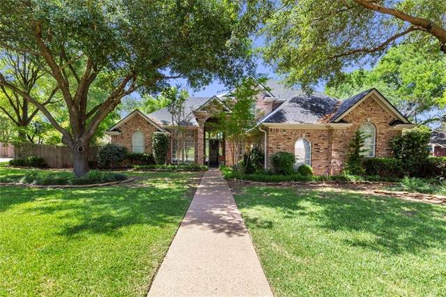 8011 Ridge Point Drive, Woodway, TX 76712 (MLS #196914) :: A.G. Real Estate & Associates