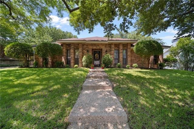 4325 Green Point Drive, Waco, TX 76710 (MLS #196916) :: A.G. Real Estate & Associates