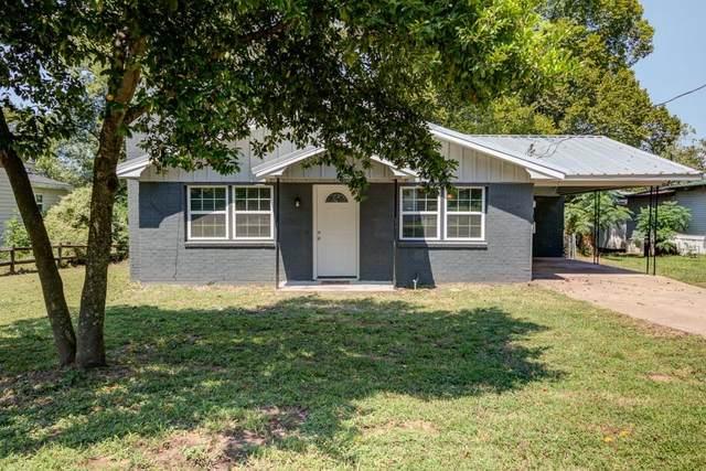 717 4th Avenue, Teague, TX 75860 (MLS #196918) :: A.G. Real Estate & Associates