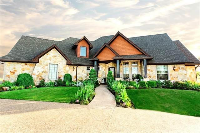 300 Camino Del Rancho Drive, Lorena, TX 76655 (MLS #196919) :: A.G. Real Estate & Associates