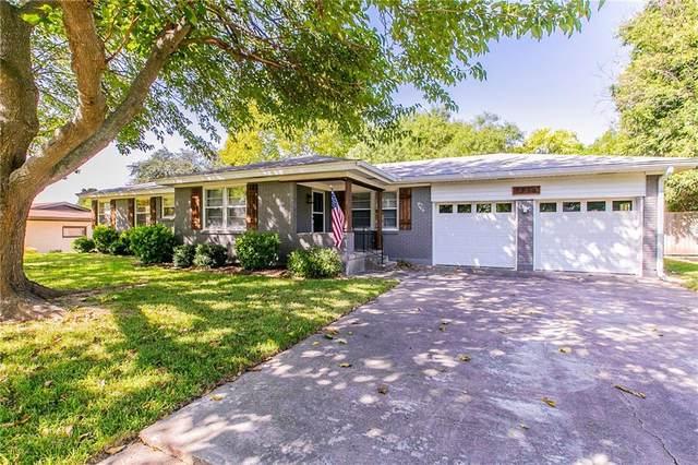 1716 Hilltop Drive, Waco, TX 76710 (MLS #196921) :: A.G. Real Estate & Associates