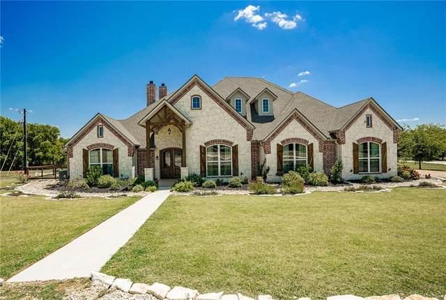 929 Rancho Hermoso, Lorena, TX 76655 (MLS #196948) :: A.G. Real Estate & Associates