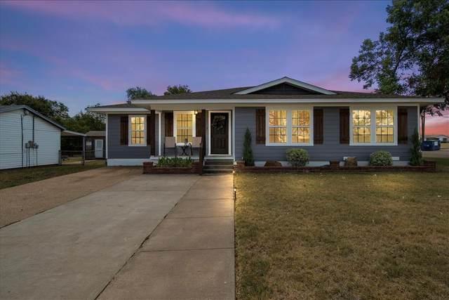 1308 W 5th Street, Mcgregor, TX 76657 (MLS #196949) :: A.G. Real Estate & Associates