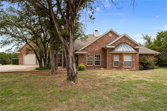 3026 Oak Ridge Road, Crawford, TX 76638 (MLS #197003) :: A.G. Real Estate & Associates