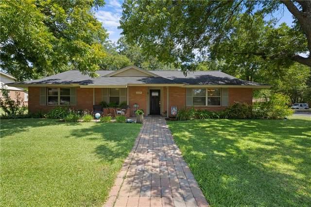 5218 Loch Lomond Drive, Waco, TX 76710 (MLS #197007) :: A.G. Real Estate & Associates