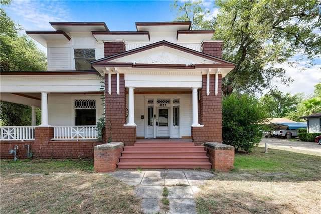 422 Capps, Marlin, TX 76661 (MLS #197023) :: A.G. Real Estate & Associates