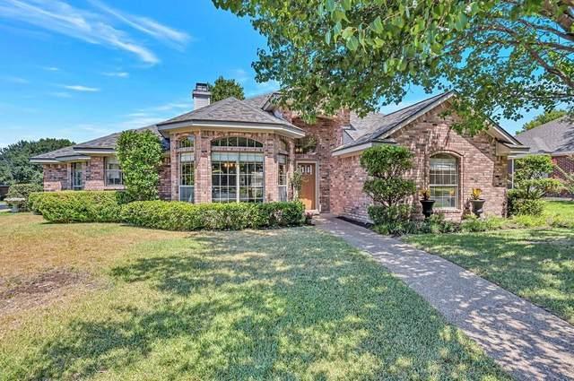 10105 Rodeo Drive, Waco, TX 76712 (MLS #197033) :: A.G. Real Estate & Associates