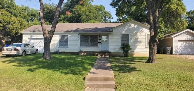 4010 Watt Avenue, Waco, TX 76710 (MLS #197034) :: A.G. Real Estate & Associates