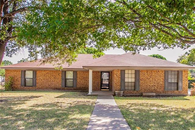 106 Coventry Drive, Hewitt, TX 76643 (MLS #197040) :: A.G. Real Estate & Associates