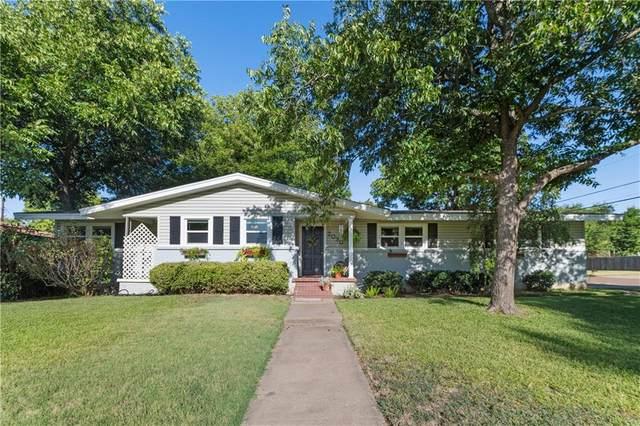 2030 Huntington Drive, Waco, TX 76710 (MLS #197056) :: A.G. Real Estate & Associates