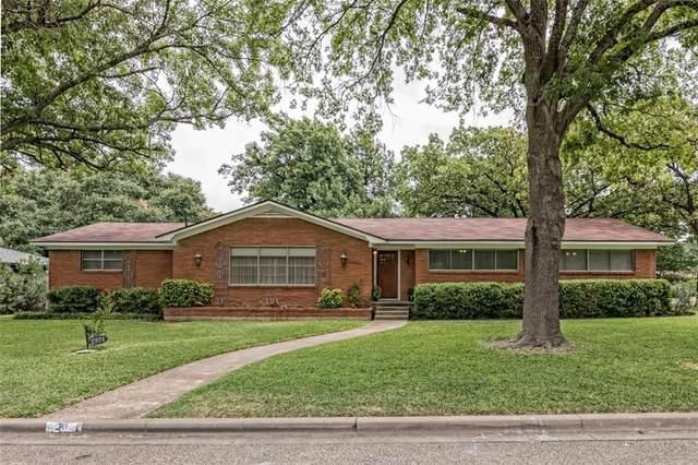 2301 Carolinda Drive, Waco, TX 76710 (MLS #197076) :: A.G. Real Estate & Associates