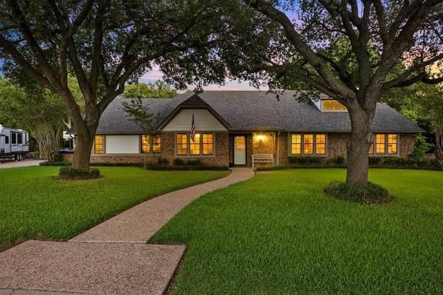 3408 Hunter Ridge Circle, Waco, TX 76708 (MLS #197086) :: A.G. Real Estate & Associates