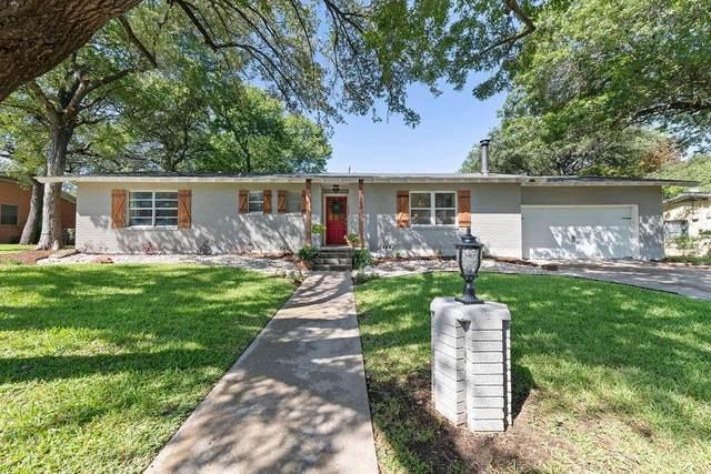 408 Wayne Drive, Woodway, TX 76712 (MLS #197094) :: A.G. Real Estate & Associates
