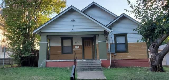 928 N 10th Street, Waco, TX 76707 (MLS #197095) :: A.G. Real Estate & Associates