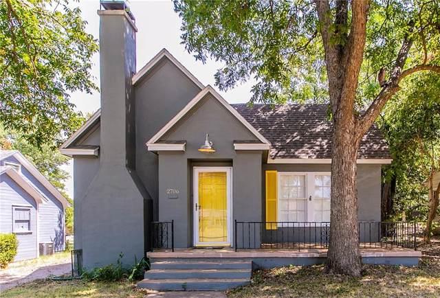 2706 Cumberland Avenue, Waco, TX 76707 (MLS #197098) :: A.G. Real Estate & Associates