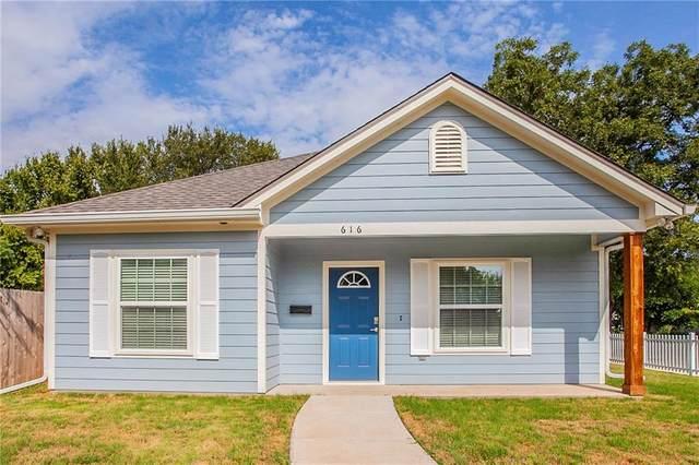 616 Tyler, Waco, TX 76704 (MLS #197130) :: A.G. Real Estate & Associates