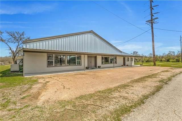 110 N Trinity Street, Whitney, TX 76692 (MLS #197160) :: A.G. Real Estate & Associates