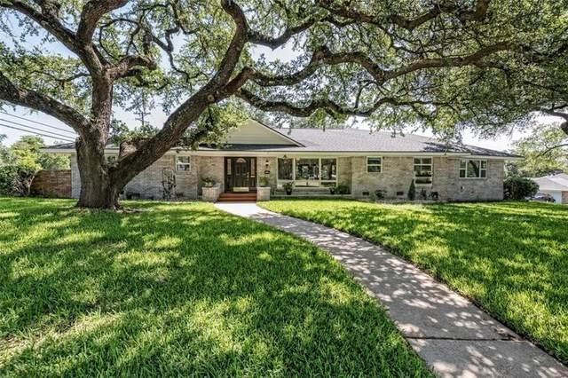 2717 Wooded Acres, Waco, TX 76710 (MLS #197181) :: A.G. Real Estate & Associates