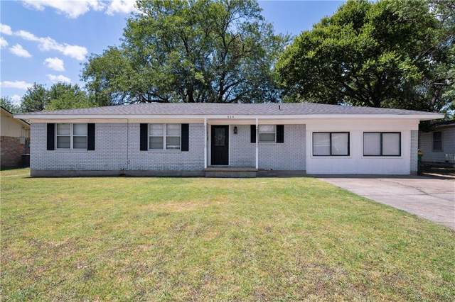 534 N Stefka Drive, Robinson, TX 76706 (MLS #197206) :: A.G. Real Estate & Associates