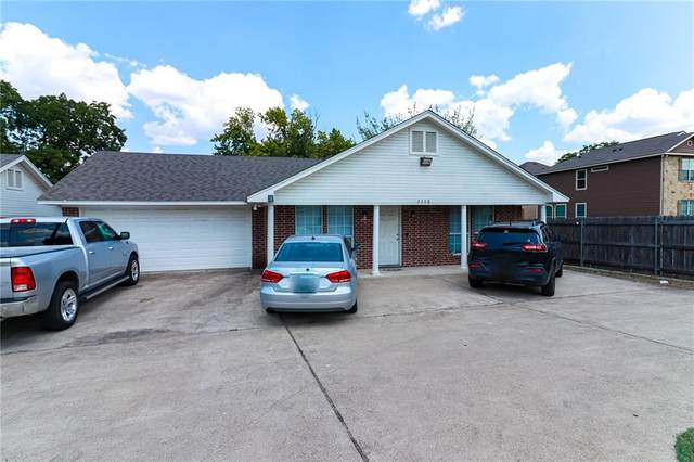2508 S 3rd Street, Waco, TX 76706 (MLS #197233) :: A.G. Real Estate & Associates