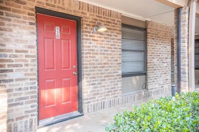 1421 S 12th Street #116, Waco, TX 76706 (MLS #197244) :: Vista Real Estate