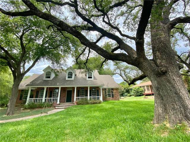 202 Twin Oaks Drive, Waco, TX 76705 (MLS #197272) :: A.G. Real Estate & Associates