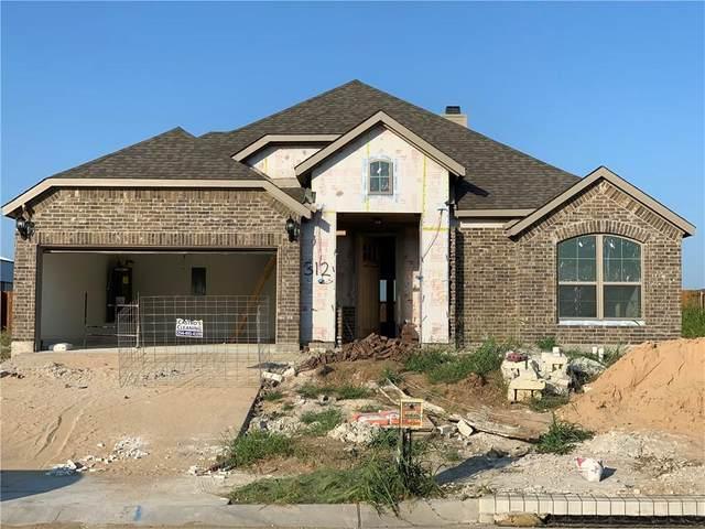 312 Oak Meadow Trail, Mcgregor, TX 76657 (MLS #197299) :: A.G. Real Estate & Associates
