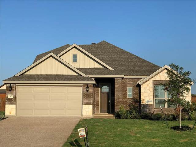 907 Cumberland Street, Mcgregor, TX 76657 (MLS #197301) :: A.G. Real Estate & Associates