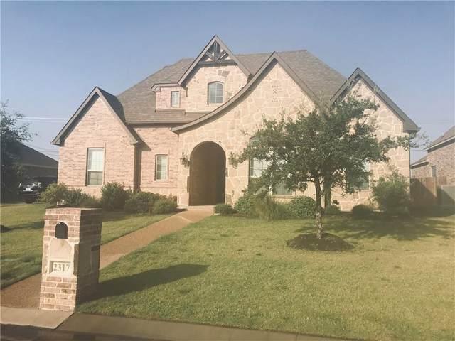 2317 Therese Drive, Waco, TX 76712 (MLS #197320) :: A.G. Real Estate & Associates