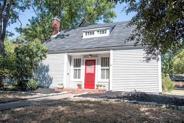 407 S Ross Avenue, Mexia, TX 76667 (MLS #197325) :: A.G. Real Estate & Associates